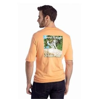 Tommy Bahama Shake Well Small Apricot T-Shirt