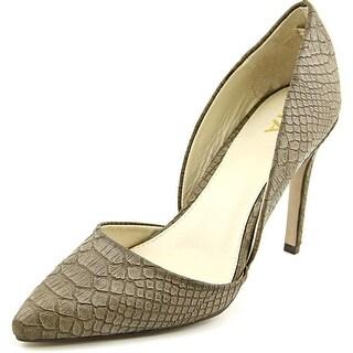 Mia Margy Pointed Toe Synthetic Heels