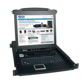 "Tripp Lite B020-008-17 8 Port Kvm Switch 17"" Lcd"