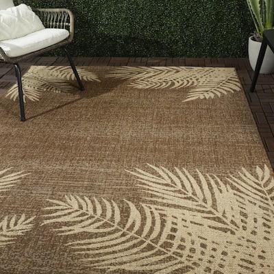 Concetta Tropical Patio Indoor/Outdoor Area Rug