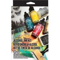 - Tim Holtz Alcohol Ink Kit