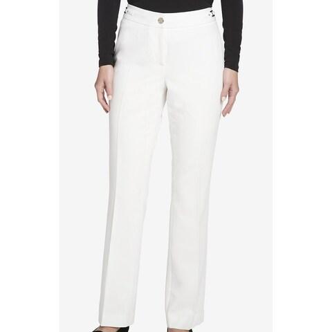 Tommy Hilfiger Women Hardware Embellished Dress Pants