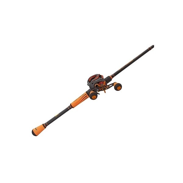 "Lews Fishing Mc1shl70mh 7'0"" Mach Crush Slp Baitcast Combo"
