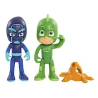 "PJ Masks 3"" Figure Pack: Gecko and Night Ninja - multi"