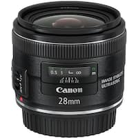 Canon EF 28mm f/2.8 IS USM Lens (International Model)