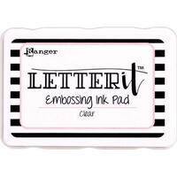 - Ranger Letter It Embossing Ink Pad