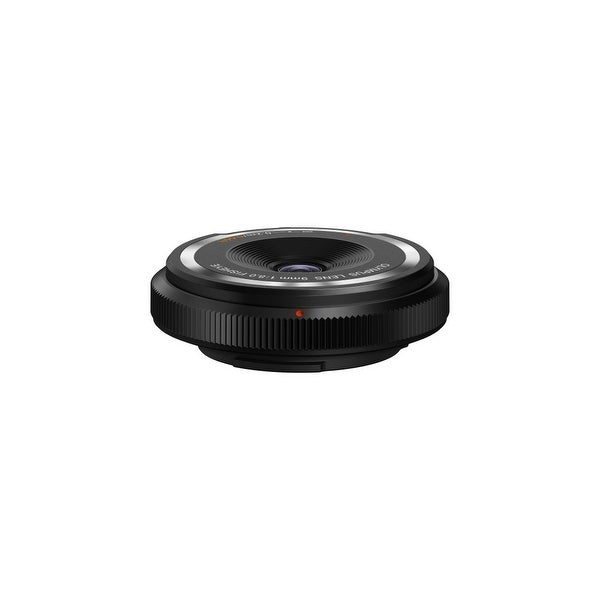 Olympus V325040BW000 Olympus BCL-0980 9 mm f/8 Fisheye Lens for Micro Four Thirds - 0.05x Magnification