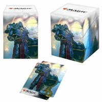 Ultra Pro  Magic the Gathering Dominaria Pro 100 Plus Deck Box - Karn