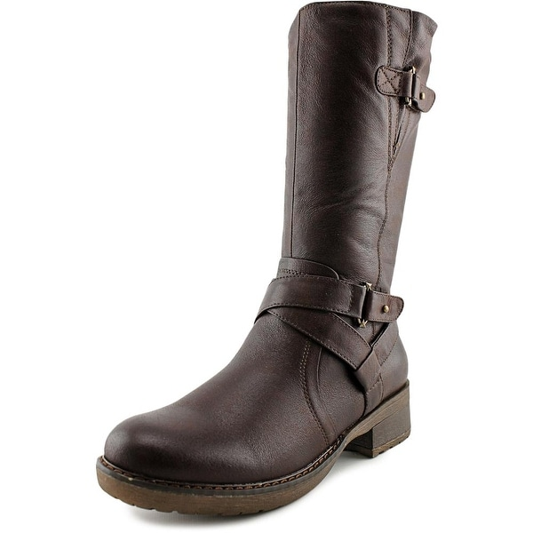 Baretraps Harly Women  Round Toe Synthetic Brown Mid Calf Boot