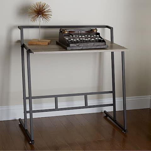 Carbon Loft Morse Ashwood Modular Desk
