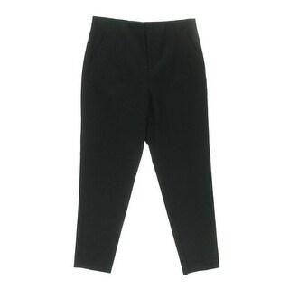 Vince Camuto Womens Dress Pants Twill Skinny Leg