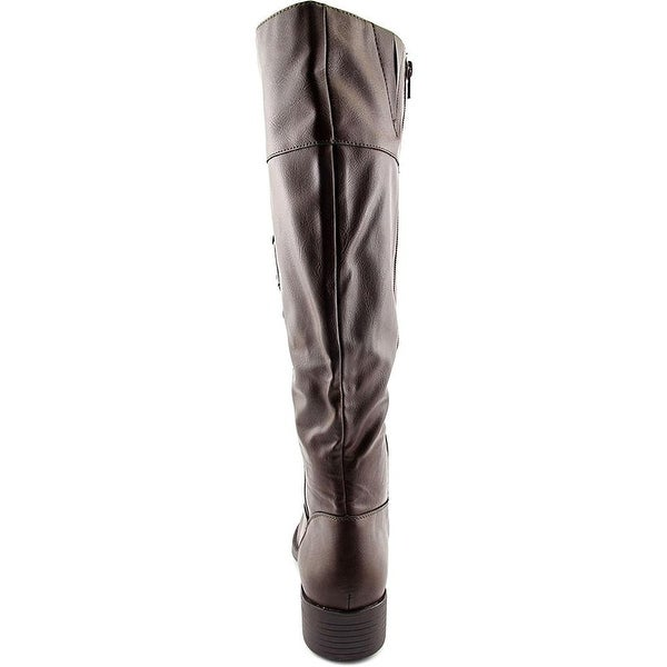 Style & Co. Womens Astarie WC Closed Toe Knee High Fashion Boots