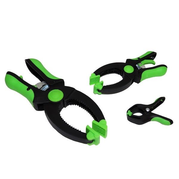 Grip-on 3 pc clamp set-12/1 34208
