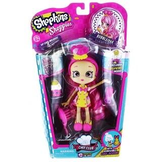 Shopkins Season 6 Chef Club Doll Bubbleisha