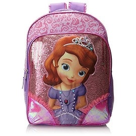 Disney Girls Sofia The First Light-Up Kid's Backpack