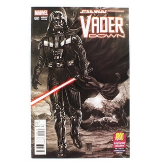 Star Wars Vader Down PX Preview Exclusive Magazine