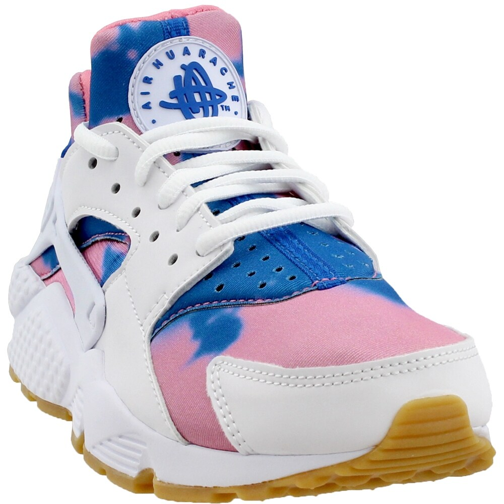 Nike Womens Air Huarache Run Print Casual Sneakers Shoes