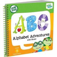 Electronics  LeapStart Preschool Alphabet Adventures Activity Book