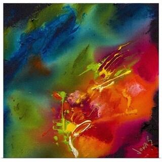 Jonas Gerard Poster Print entitled Cherish II - multi-color
