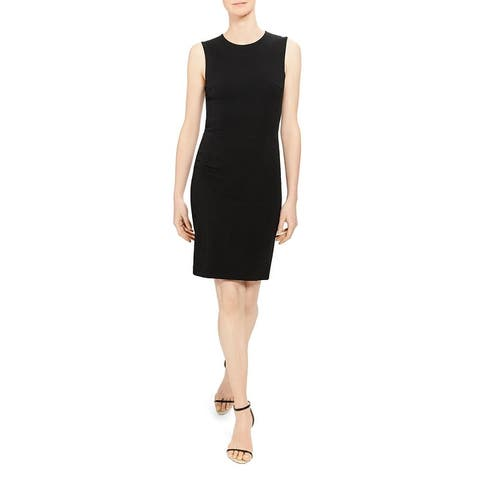 Theory Womens Wear to Work Dress Office Professional - Black