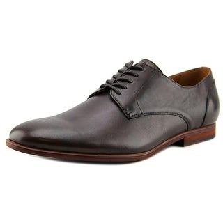 Aldo Shan Men  Round Toe Leather Brown Oxford