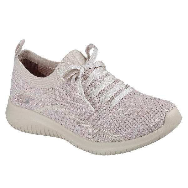 b49c5d97 Shop Skechers Women's Ultra Flex-Good Looking Sneaker, Natural Pink, 7.5 M  Us - Free Shipping Today - Overstock - 25720007