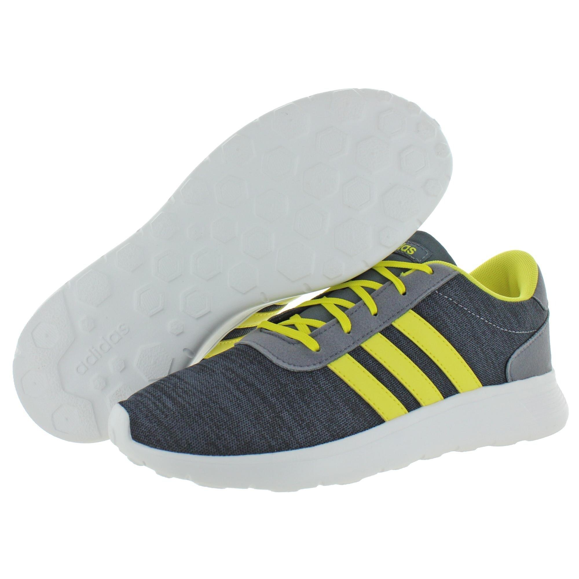 Shop Adidas Boys Lite Racer K Running