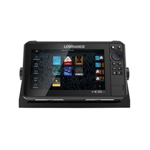 Lowrance 000-14422-001 HDS LIVE 9 High-Definition Multi-Touch Screen