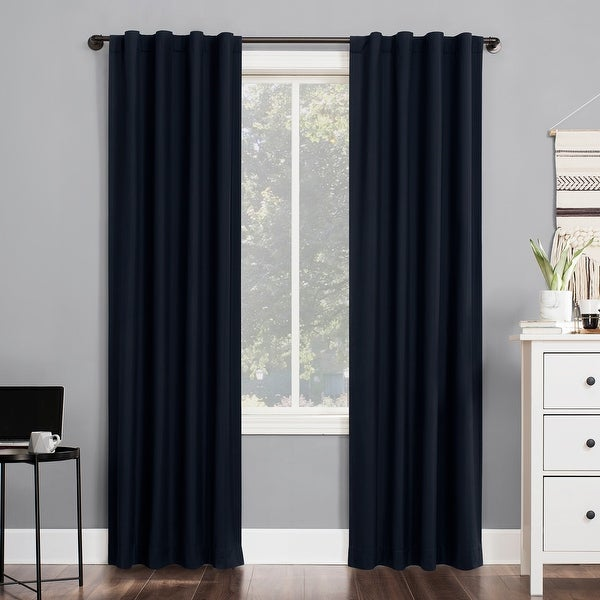 Navy blue curtains 25 2 panels Cafe curtains curtains drapery panels  window curtains Custom panels Alex Navy curtains custom curtains