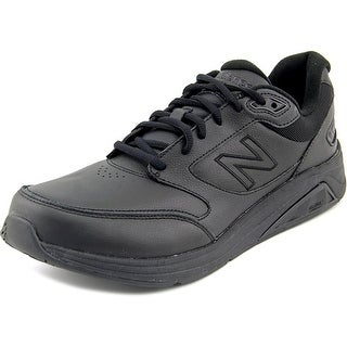 New Balance MW928 4E Round Toe Leather Walking Shoe
