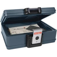 First Alert .19 Cubic-ft Fire & Water Chest