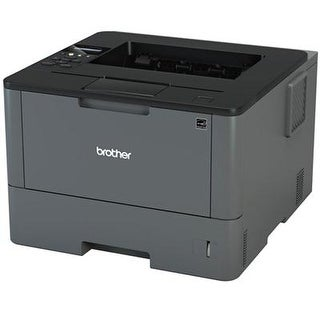 Brother Hll5200dwt Business Laser Printer With Wireless Networking, Duplex And Dual Paper Trays, Amazon Dash Replenishme