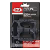 Bell 7025227 Universal Bike Pedal, Black
