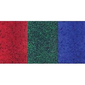 Red; Green & Blue - Twinkle Town Glitter Shaker Jars 7G 3/Pkg