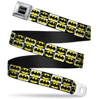 DC Comics Batman Symbol Seatbelt Belt