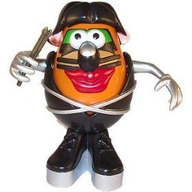 KISS Mr. Potato Head: The Catman, Peter Criss - Multi