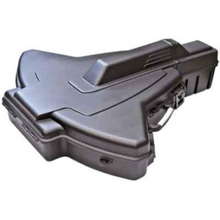 1133-00 Plano Crossbow Case Manta Black Adjustable Single Bow