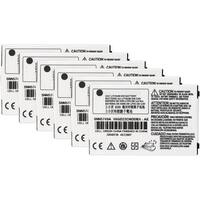 Replacement Battery SNN5749 for c122 / v171 Phone Models (6 Pk)