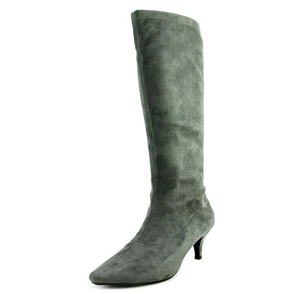 Aerosoles Afterward Women Grey Boots