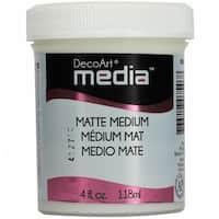 Deco Art DMM20 Media Medium 4oz-Matte