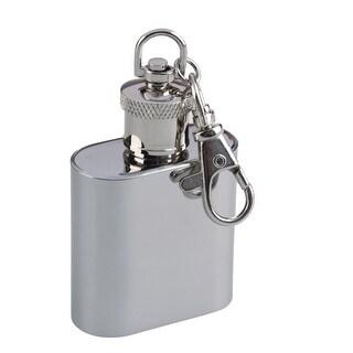 AceCamp Stainless Steel Keychain Flask 30 ml / 1 fl. oz.