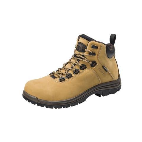 """Avenger Work Boots Mens Breaker Leather Composite Toe Wheat 6"""""""