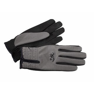 Browning 3070137903 browning 3070137903 glove,trapper creek charcoal l