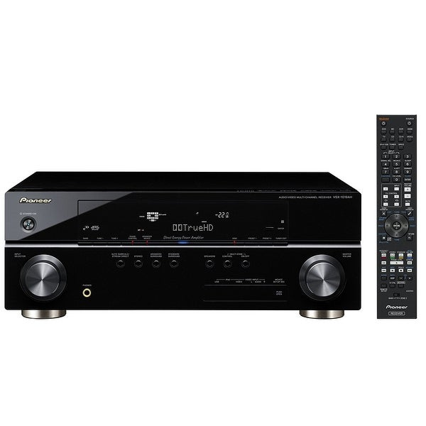 Pioneer VSX-1019AH-K 7-Channel Home Theater Receiver (Black) (Certified Refurbished)