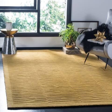 Safavieh Handmade Impressions Annalise Modern Wool Rug