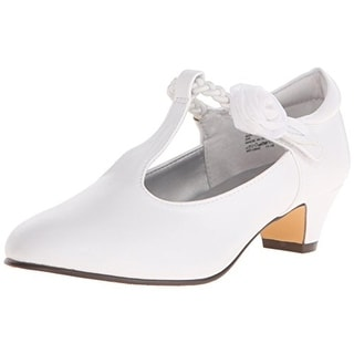 Balleto Girls Kate Faux Leather Mary Janes