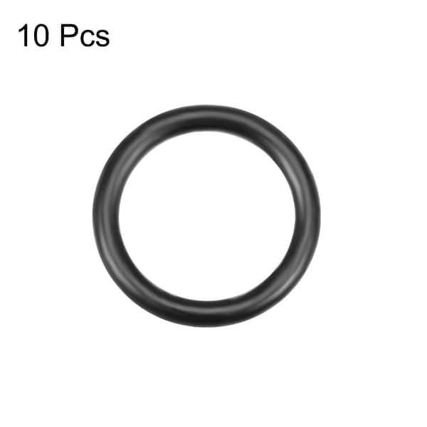 Rings DINGGUANGHE CS2.65mm Silicone O Ring ID 132//136//140//145//150//1552.65 Mm ORing VMQ Gasket Seal Thickness 20PCS White Red Rubber O-Ring Gasket Size : ID145x2.65mm Red