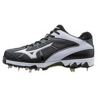 Mizuno Womens 9-Spike Swift 4 Low Top Lace Up Baseball Shoes - 12