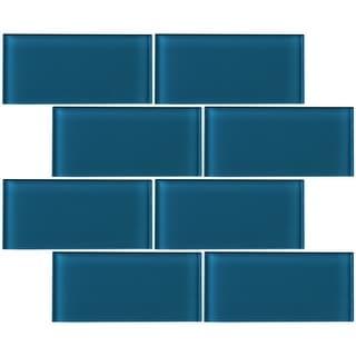 Tilegen 3 X 6 Gl Subway Tile