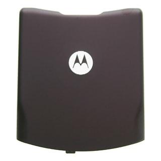 OEM Motorola Razr V3i, V3t Standard Battery Door - Plum
